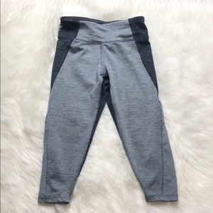 Old Navy Active XS 5 leggings Go-dry grey